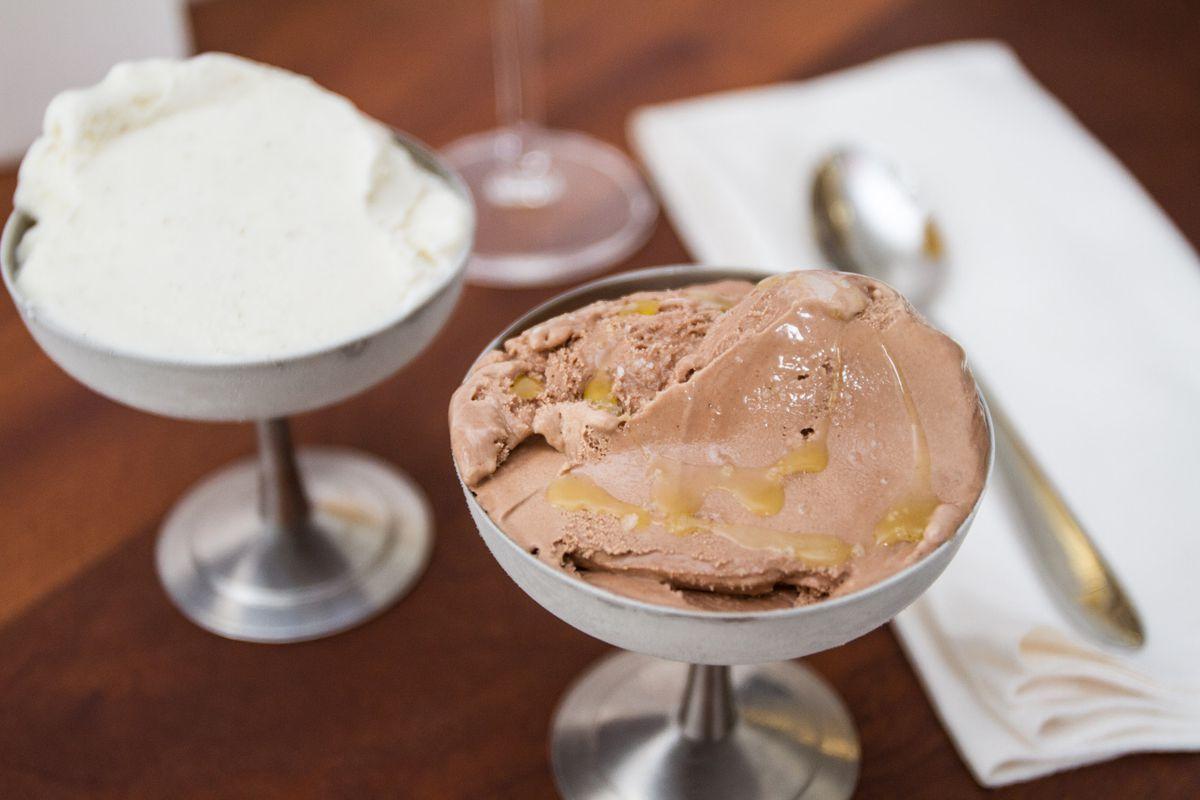 Una Pizza Napoletana's ice cream