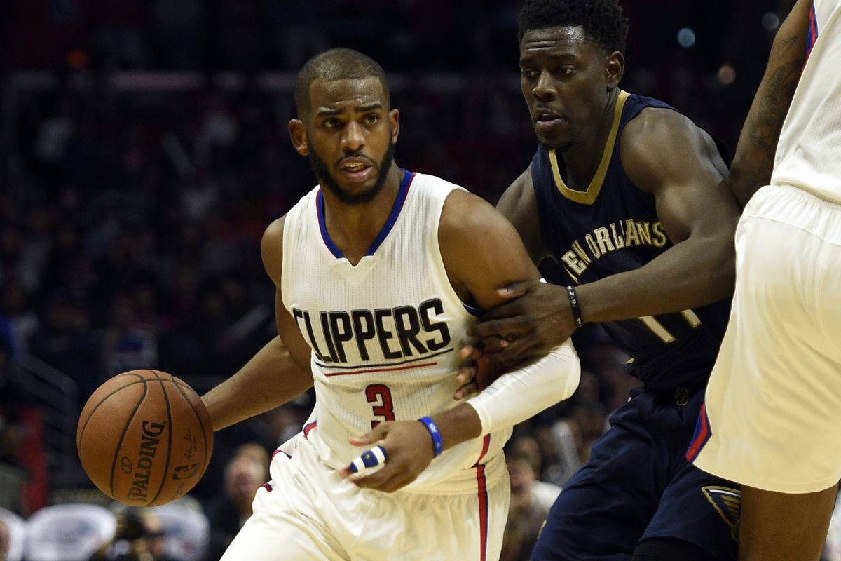 244f13d97544 New Orleans Pelicans at Los Angeles Clippers Game Thread - The Bird ...