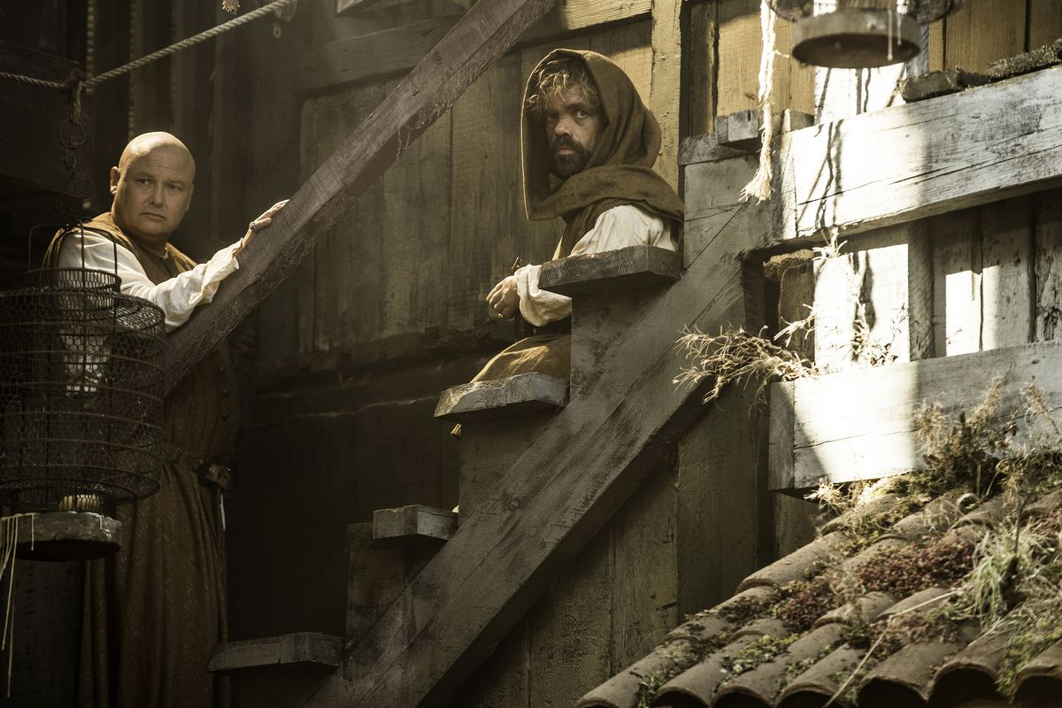 Varys and Tyrion forever!