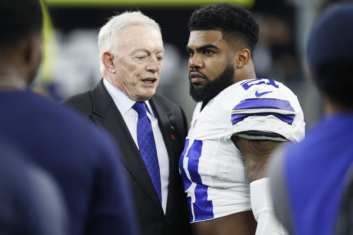 Cowboys news: Jerry Jones says you don't need a rushing
