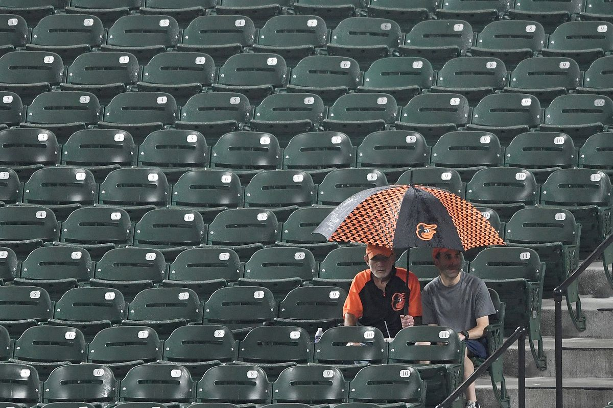 Chicago White Sox v Baltimore Orioles