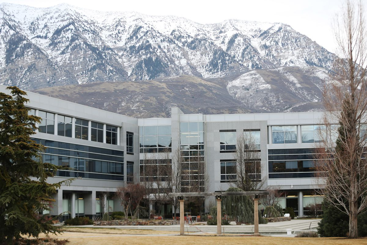Qualtrics in Orem is pictured on Friday, Feb. 2, 2018. Qualtrics is a global leader in the realm of customer experience analytics and the company is worth over $2.5 billion.