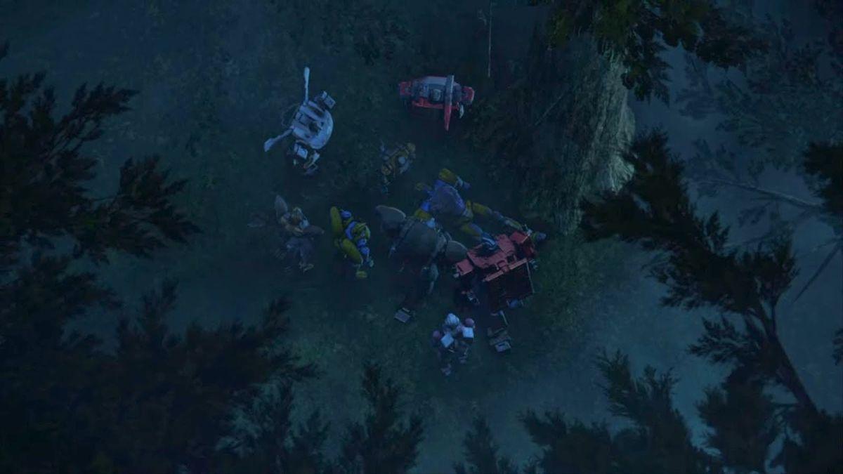 Dinobot dies