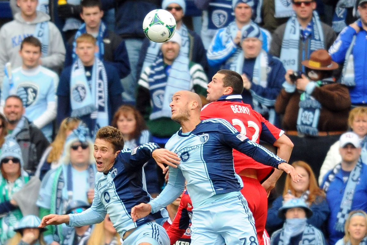 Sporting KC will have some new talent at CB