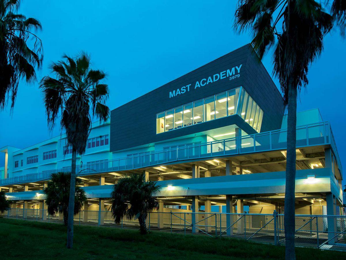 miami's 10 best public high schools, mapped - curbed miami