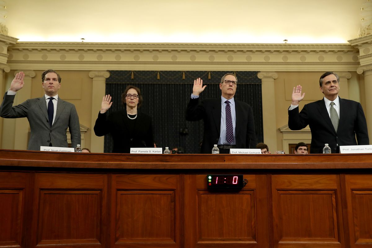 House Judiciary Committee Holds First Impeachment Inquiry Hearing