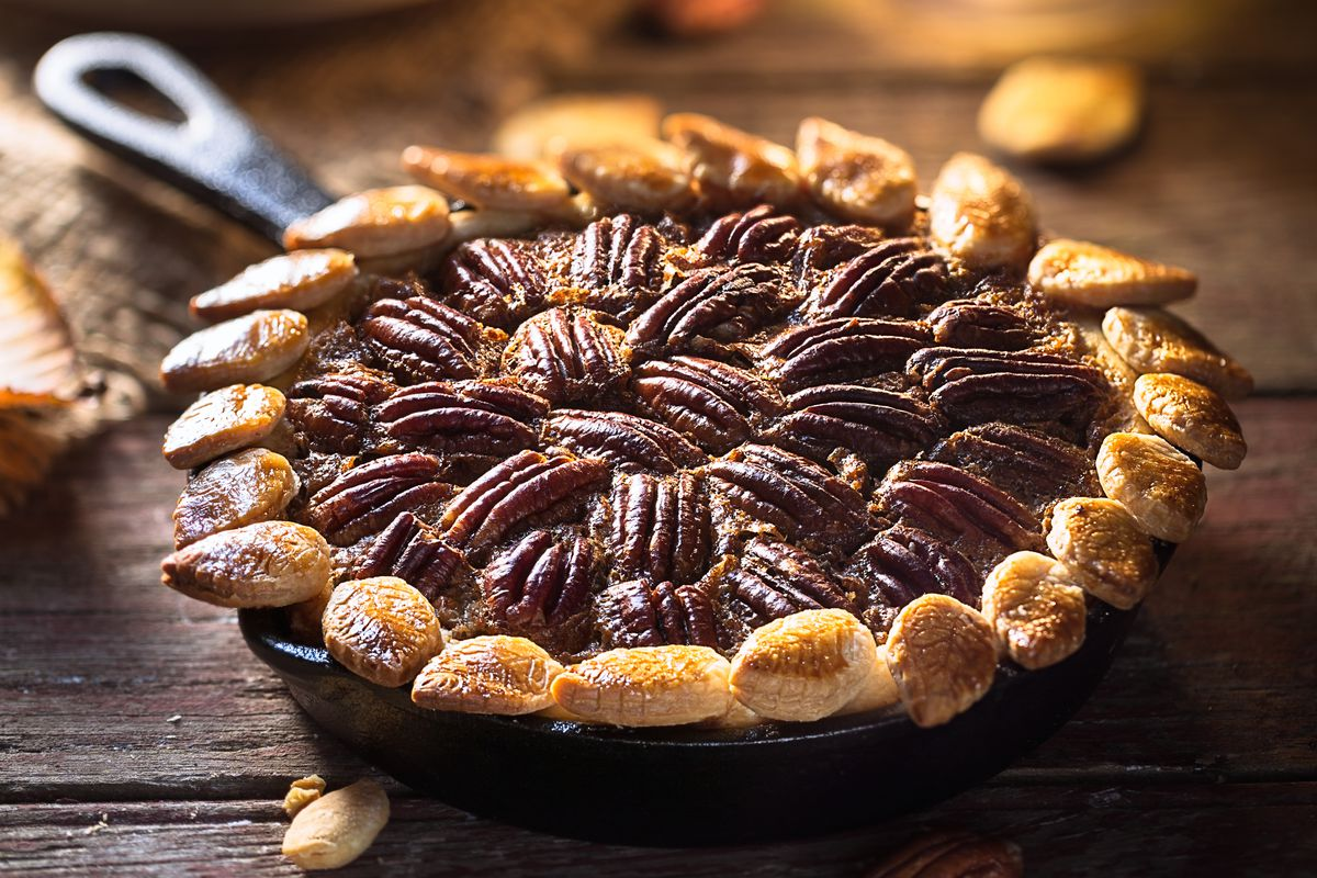 A brief history of pecan pie eater a brief history of pecan pie forumfinder Choice Image