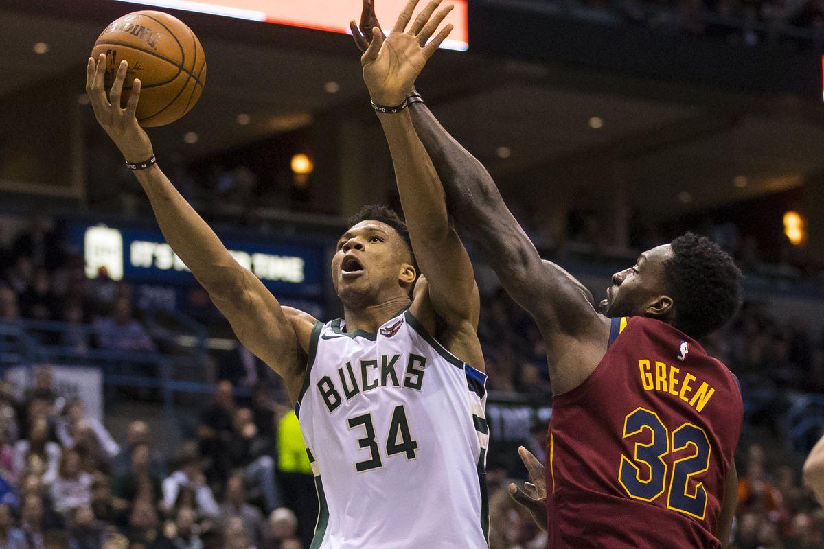 NBA: Cleveland Cavaliers at Milwaukee Bucks