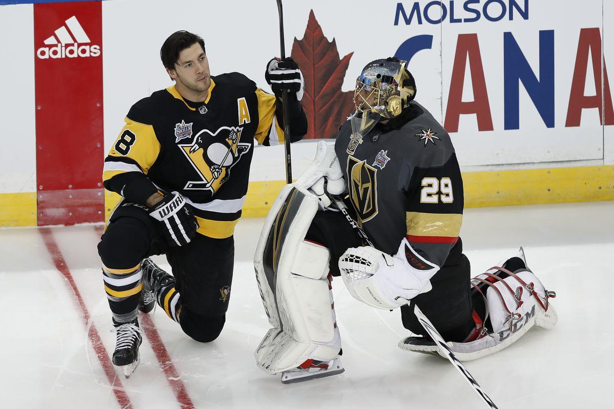NHL: JAN 27 All-Star Skills Competition