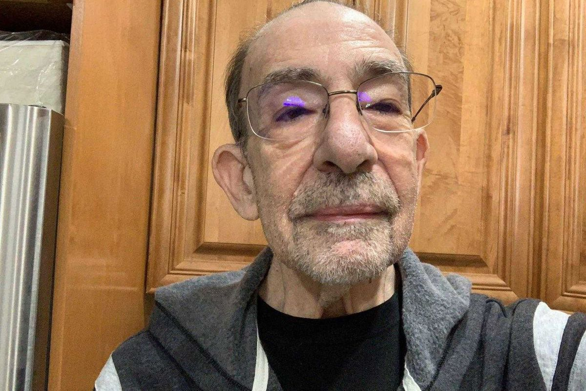 Senior Warren Schreiber said the city sent him a package of snacks instead of a full meal during the coronavirus epidemic.