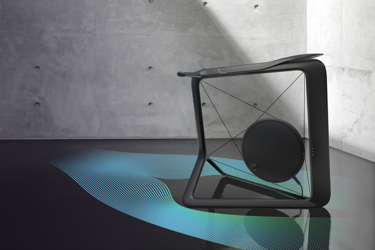 Vela Exercise Bike Turns Gym Equipment Into Modern Art