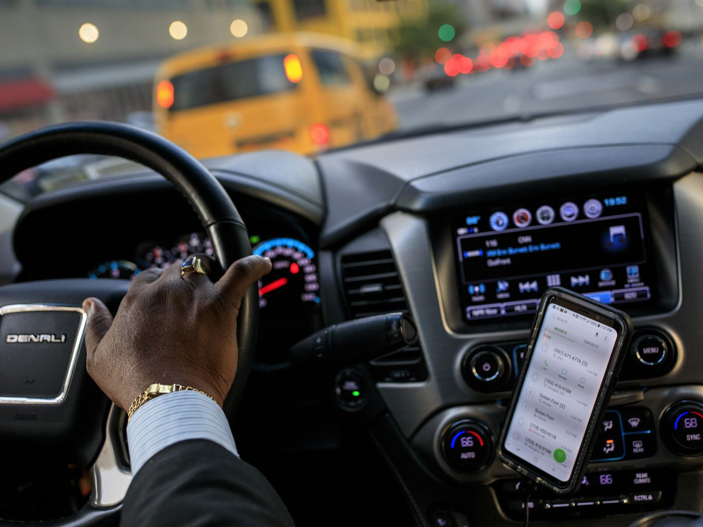What Is Uber Black >> Uber Black Customers Can Now Push A Button To Tell Drivers To Be