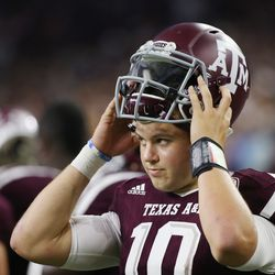 <strong>KYLE ALLEN:</strong> Part of the most infamous transfer saga, Allen became the starter in 2014, and entered the 2015 season as starter despite sharing early time with freshman Kyler Murray. Allen lost his starting job, then shortly gained it back again, but he never regained trust in the A&M coaching staff. He announced his transfer in December 2015.