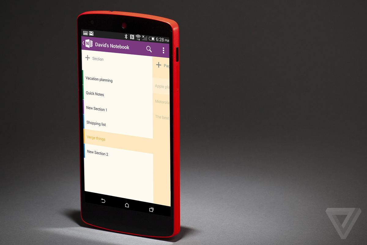 Microsoft adds floating OneNote icon to Android so you never forget