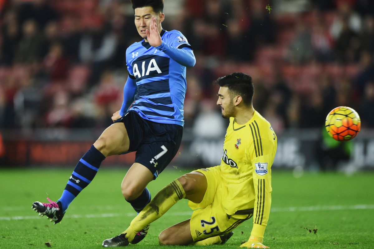 Tottenham confirm the signing of goalkeeper Paulo Gazzaniga from Southampton