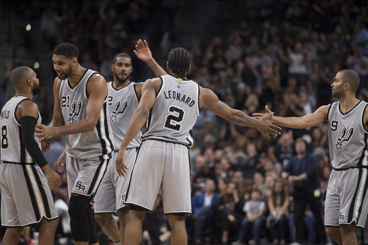 are the 2016 spurs the best san antonio team ever pounding the rock