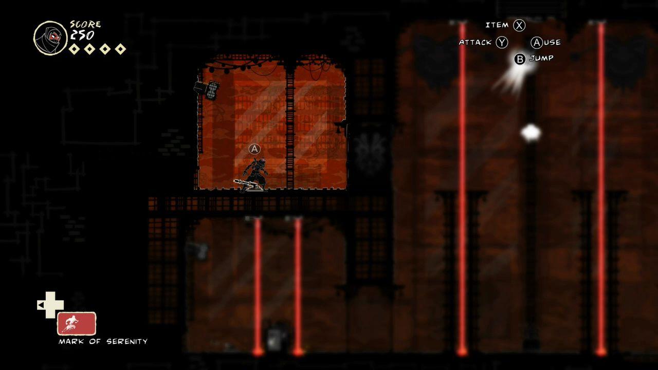 Mark of the Ninja: Remastered walkthrough 12  The Return