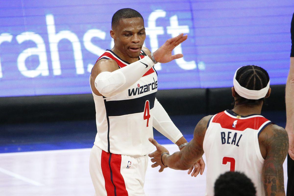 NBA: Detroit Pistons at Washington Wizards