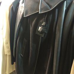Adele coat, $460 (was $680)