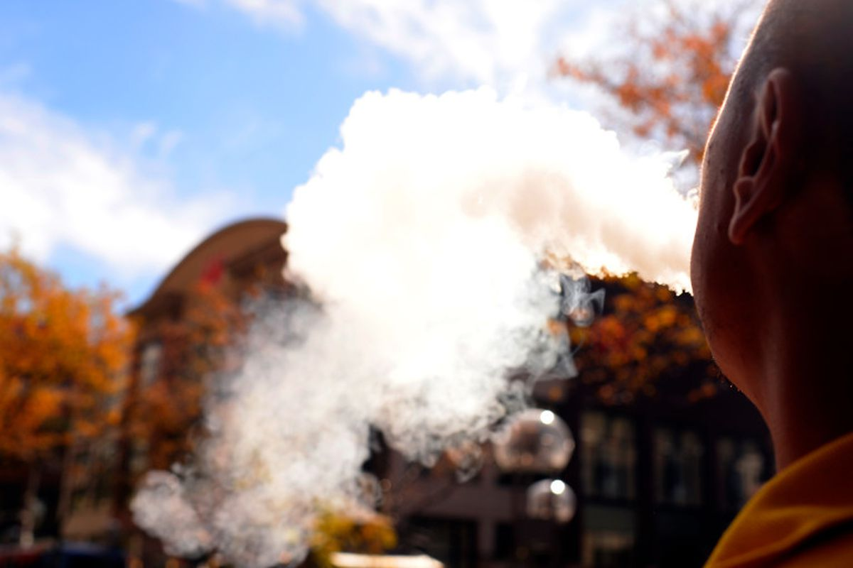 Colorado leads the nation in teen vaping.