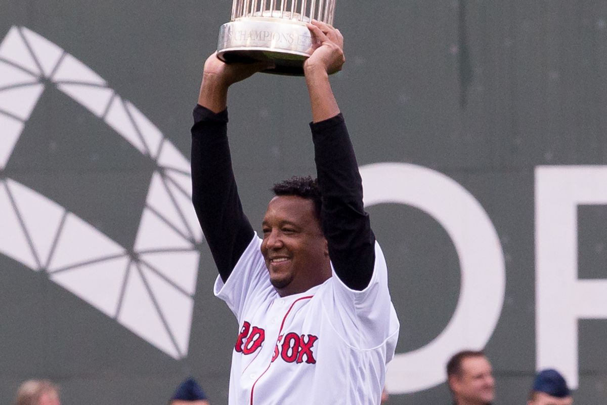 """Hall of Famer and MLB Network analyst Pedro Martinez said the Yankees' """"energy level is down."""""""