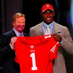 Aldon Smith at 2011 NFL Draft