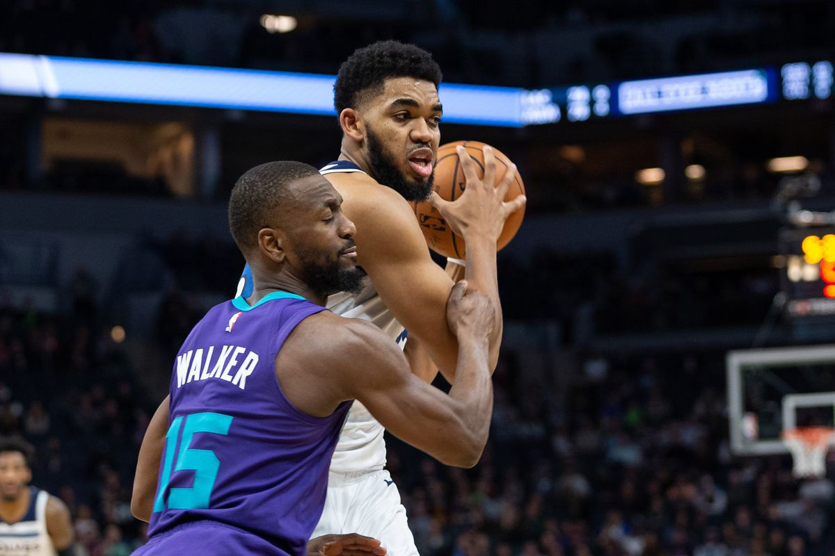 Charlotte Hornets vs. Minnesota Timberwolves game thread - At The Hive 279f3b830