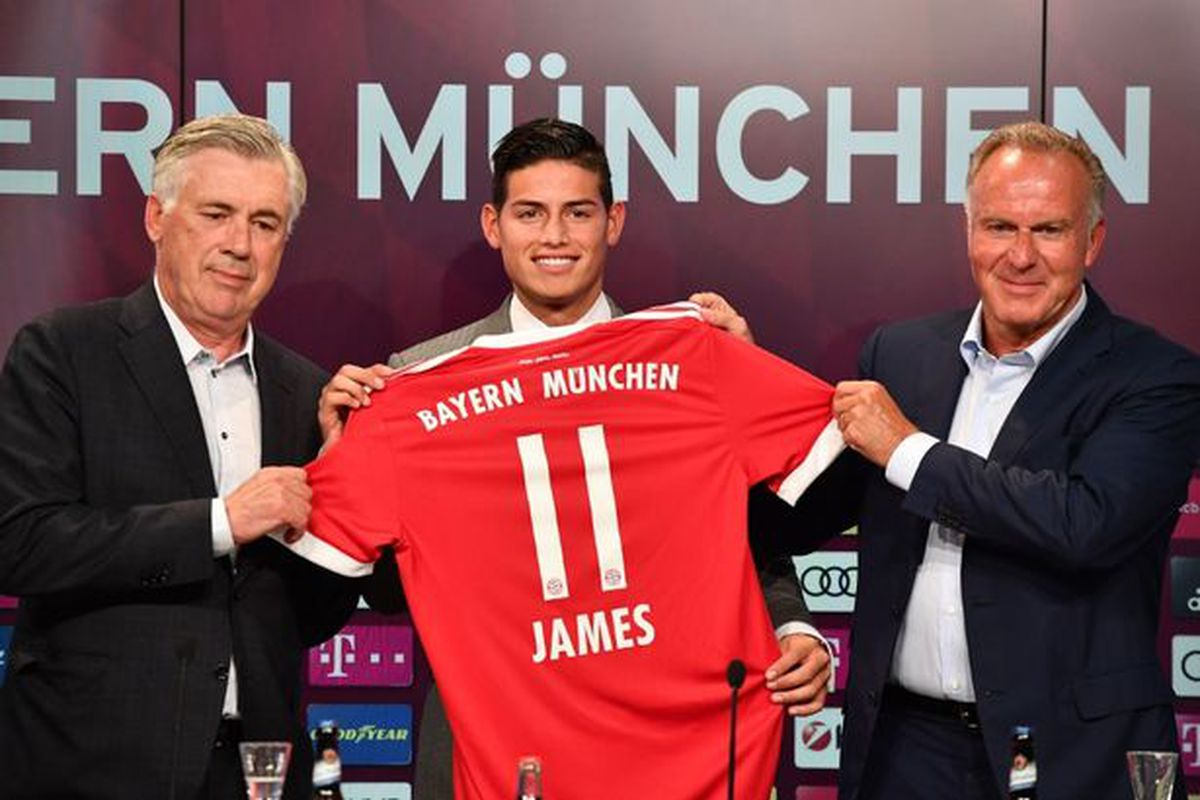3368c99f56d Churros y Tácticas Pod: Vitolo saga, and the James Rodriguez transfer from  a Bayern Munich perspective