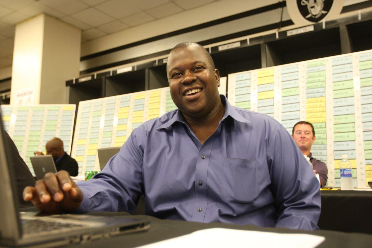 Oakland Athletics Draft Day