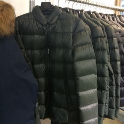 Lawrence coat, $235 (was $395)