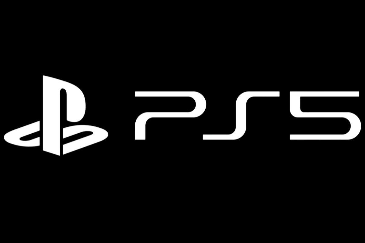 New PlayStation 5 logo, which looks exactly like the old one