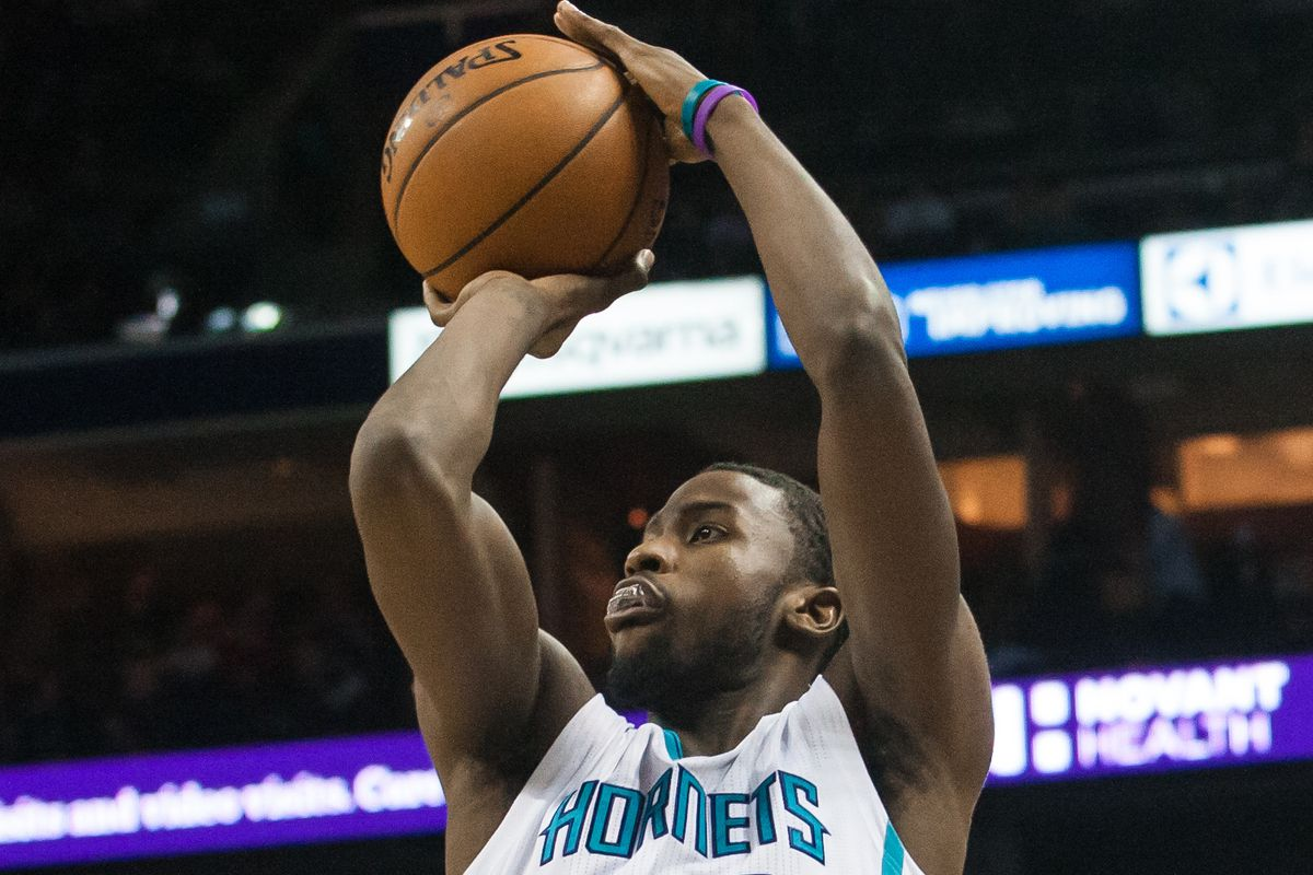 MKG has been a revelation for the Hornets this year, thanks in large part to his new jump shot.