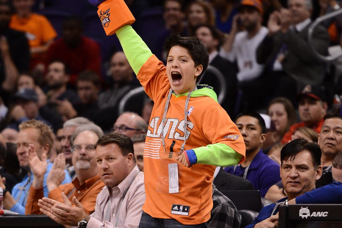 This kid knows what's up.