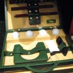 Bergdorf Goodman golf set, $795