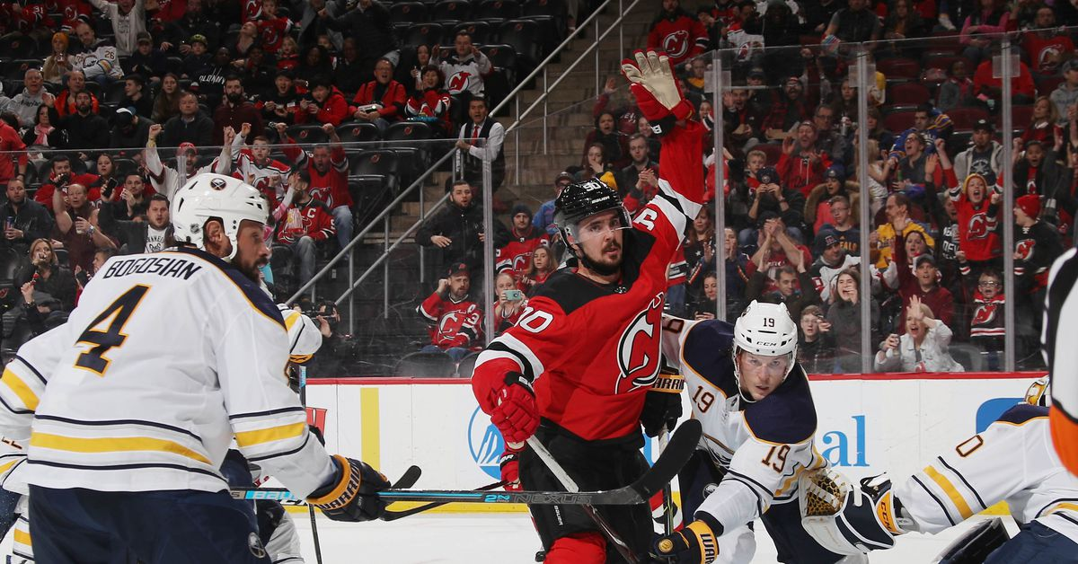 info for db95e 90d9a 2019 NHL Trade Deadline & the New Jersey Devils Open Post ...