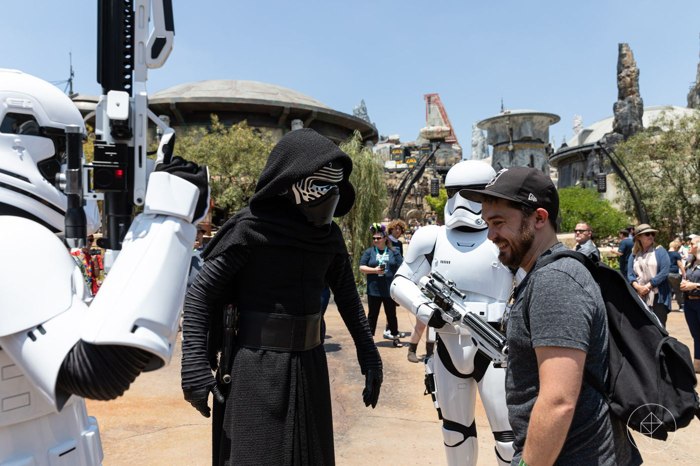 0d1f8a52713 Disneyland review: the iconic theme park in the Star Wars & Marvel age -  Polygon