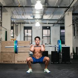 """<a href=""""http://ny.racked.com/archives/2012/08/03/hottest_trainers_2012_hottest_trainer_contestant_8_will_lanier.php""""><b>Will Lanier</b></a> from CrossFit. Photo by <a href=""""http://www.bonniebethburke.com/"""">Bonnie Burke</a>"""