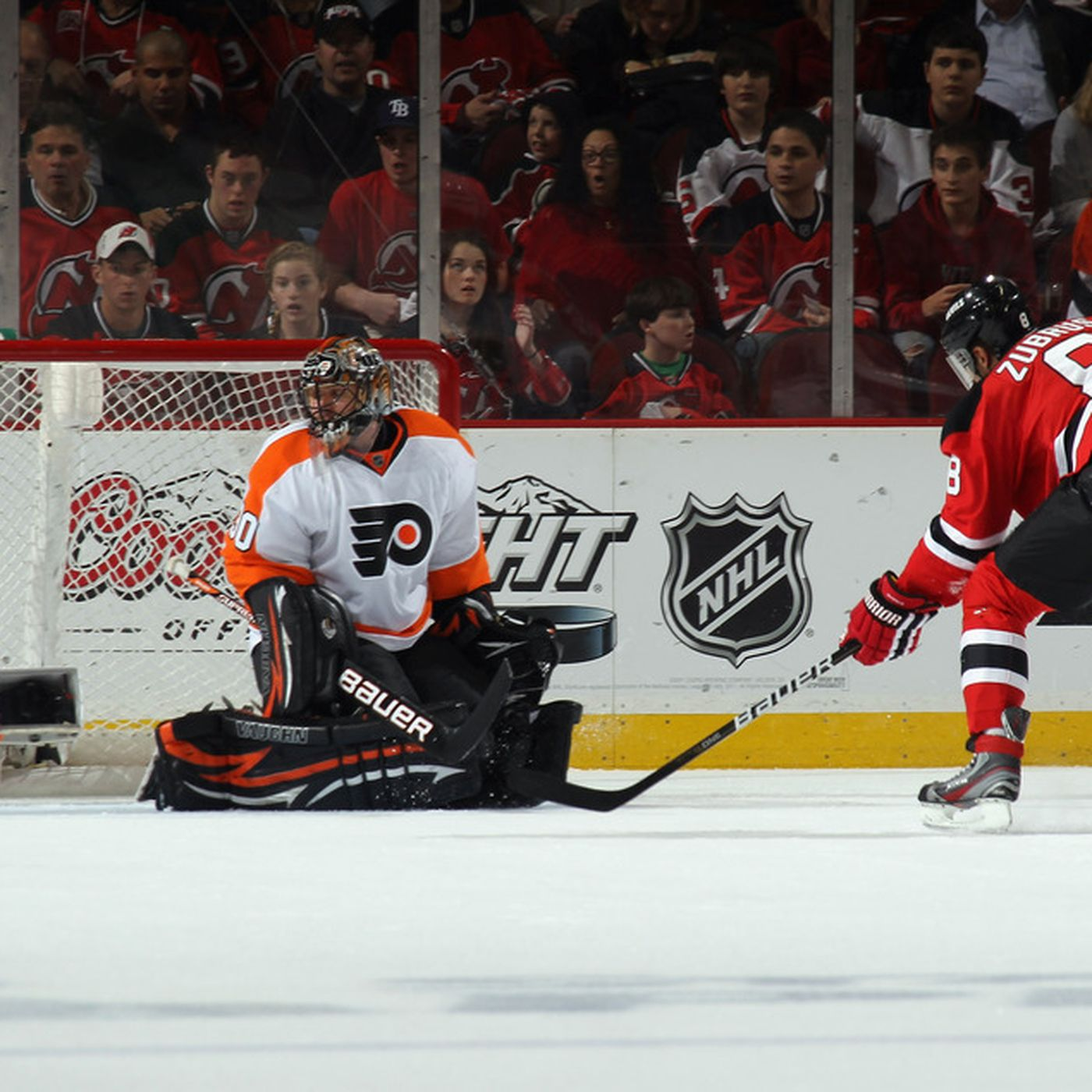 New Jersey Devils Swarm Philadelphia Flyers in 4-2 Win  Lead Series 3-1 -  All About The Jersey 962c10cc1