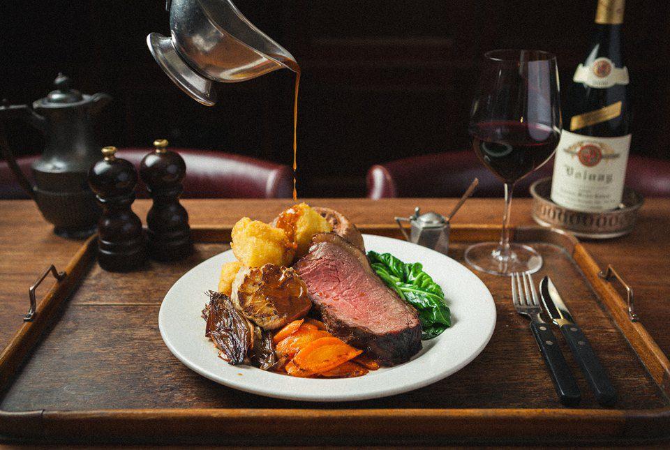 Best Sunday roasts in London restaurants: Hawksmoor