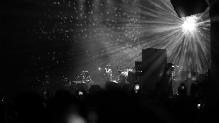 LCD Soundsystem leaves it all in the music.