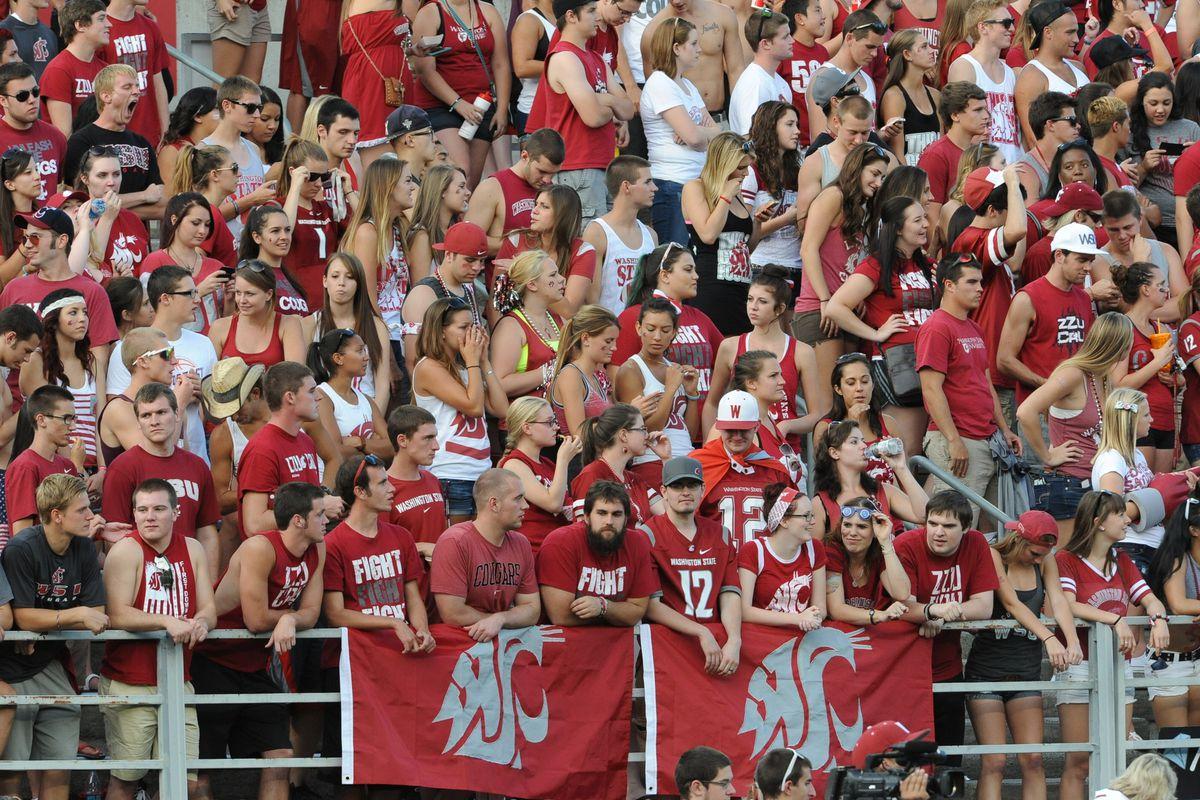 Fans - WSU Athletic Communications