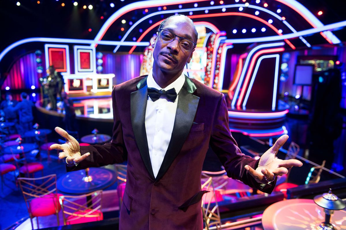 Entertainment: Snoop Dogg