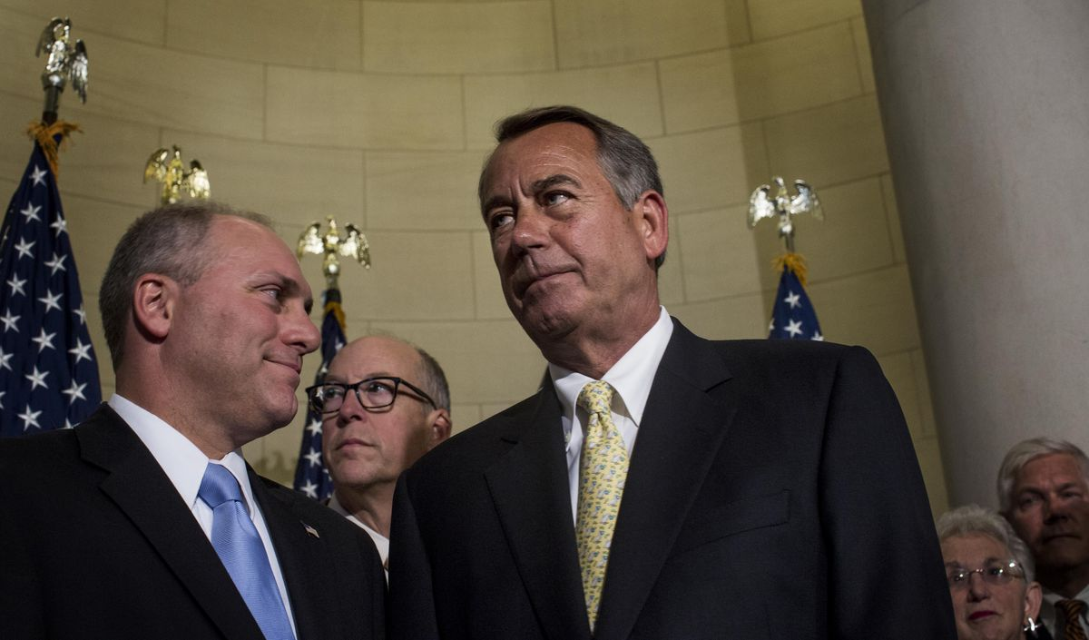 Boehner and Scalise