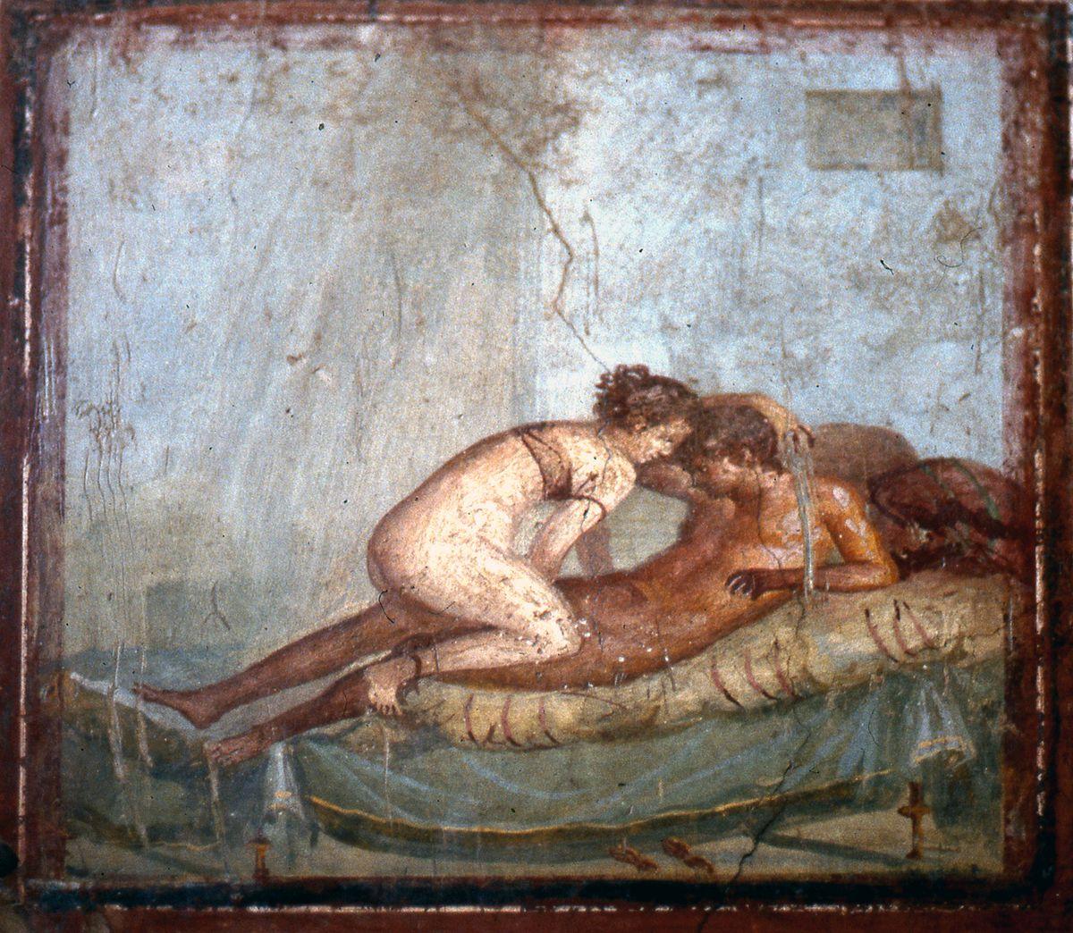 Pompeii sex