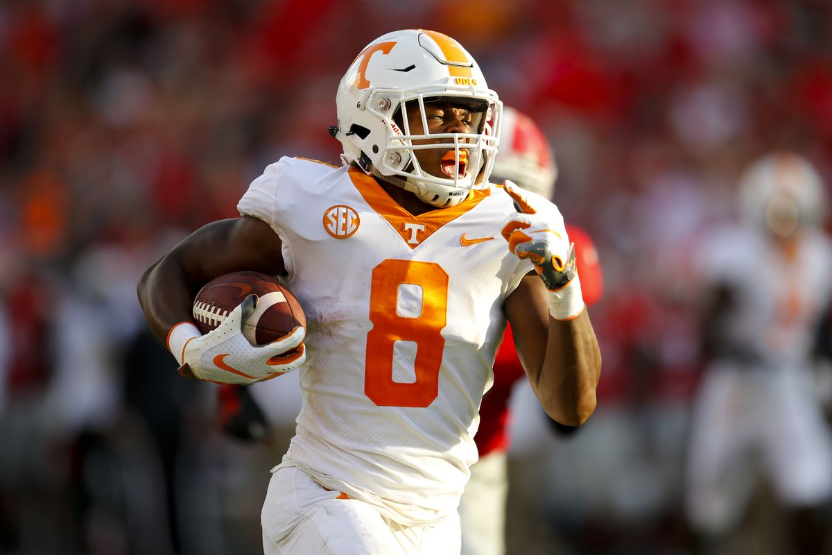 Tennessee Vols Football: Ty Chandler named to Doak Walker Watch List