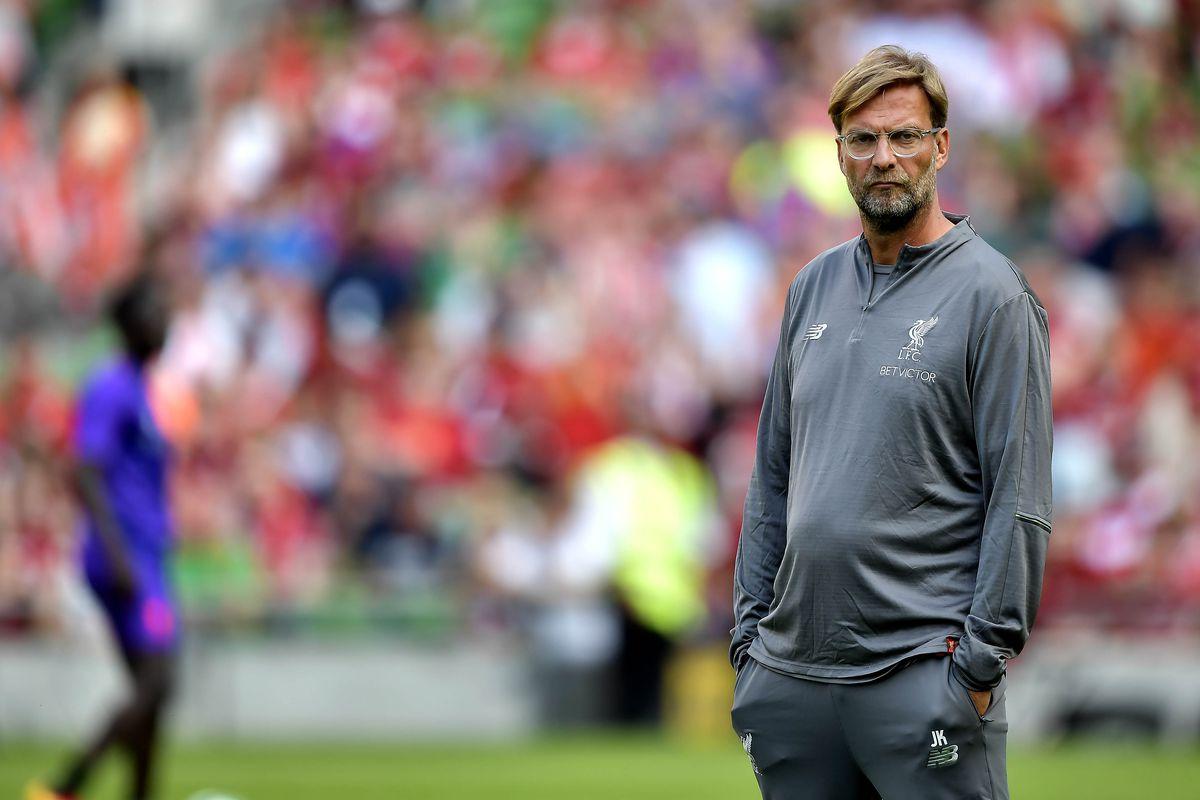 Liverpool v S.S.C Napoli - Pre Season Friendly
