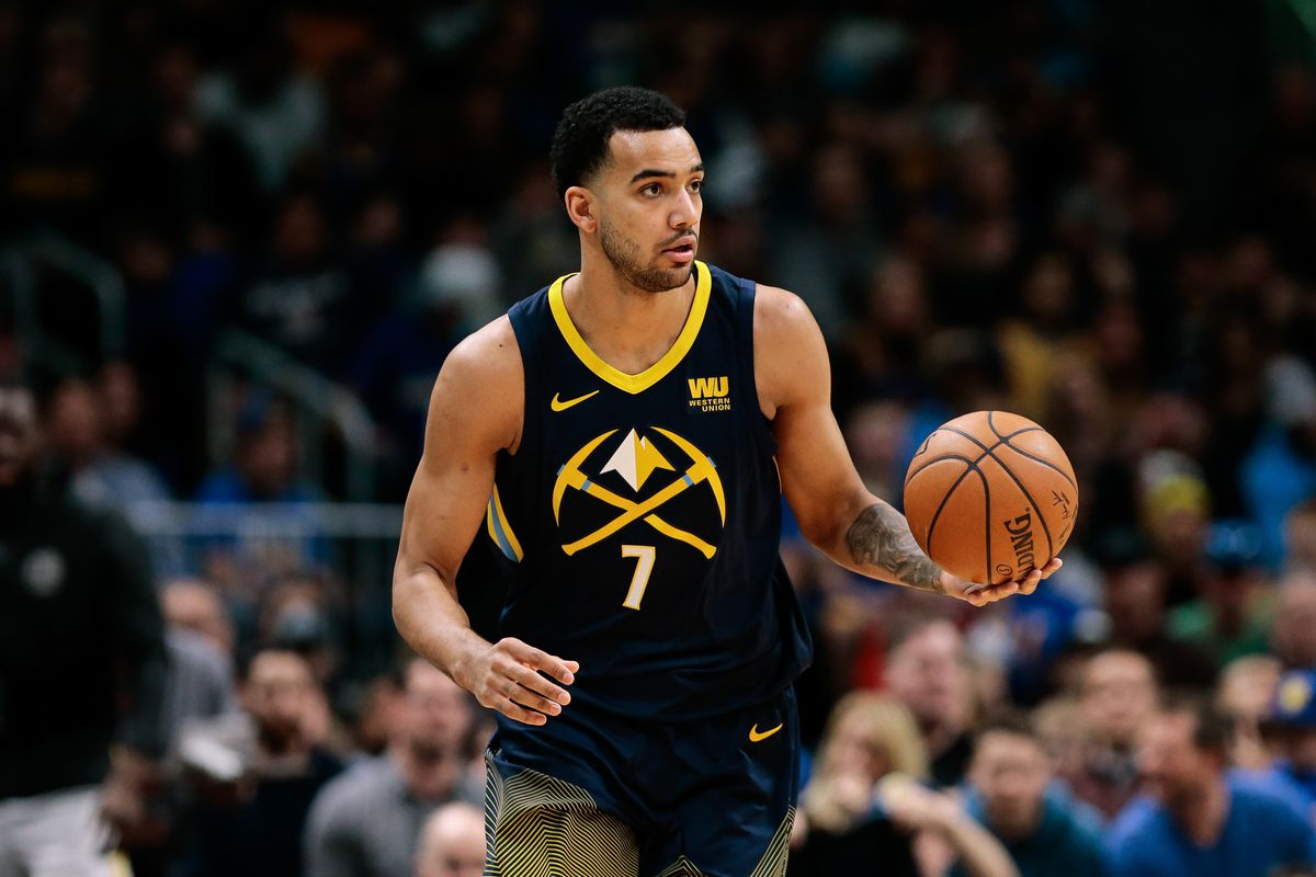 Risultati immagini per TREY LYLES, Denver Nuggets (restricted)