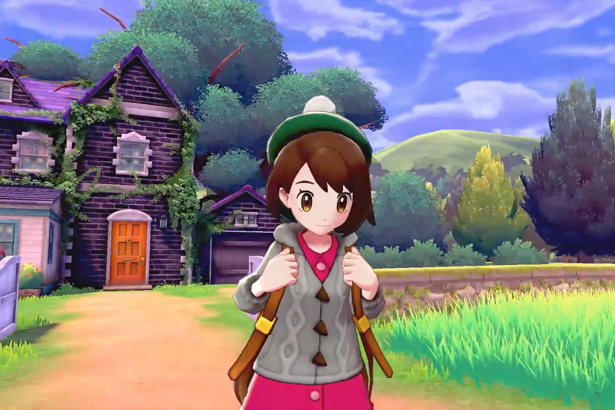 Pokémon Sword and Shield release date announced - Polygon