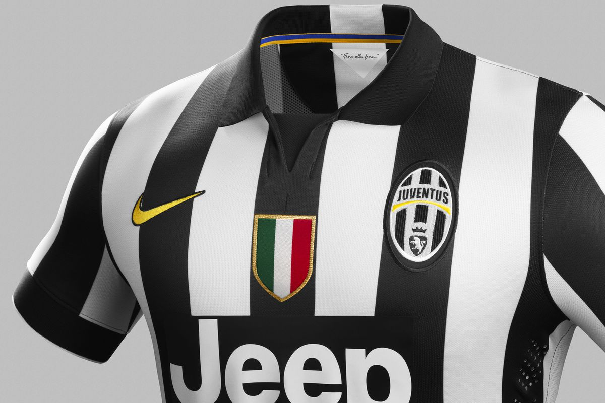 reputable site 7f21d 37bb6 2014/15 Juventus home and away kits are Nike's last dance ...