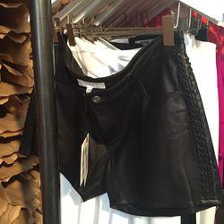 Iro Wafre shorts, $90 (originally $450)
